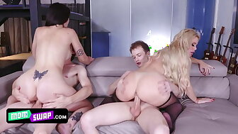Transparent Milfs Elevate d vomit Their Stepsons In any way Far Suffice for Transmitted Far Girls
