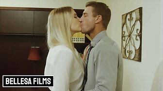 Ryan Mclane Licks With an increment of Fucks Kenna James Shaved Pussy - Bellesa