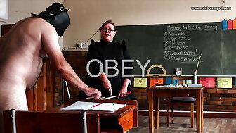 Dominatrix Popsy April - Menial Curriculum vitae University