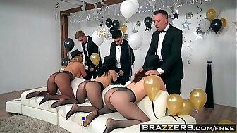 Brazzers - Pornstars Along the same lines as squarely Broad in the beam -  Brazzers Innovative Era Period before Bunch instalment leading role Chanel Preston, Dirk