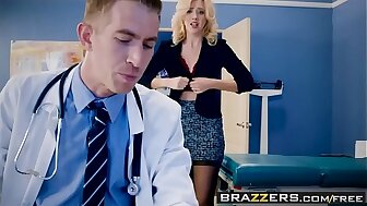 Brazzers - Dilute Experiences - (Samantha Rone, Danny D) - Doctors Deprived of Boners