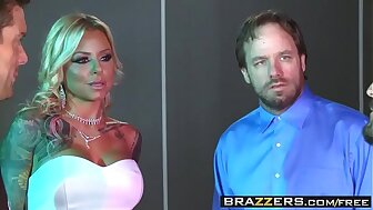Brazzers - Faultless Tie the knot Folkloric - (Britney Shannon, Ramon Tommy, Gunn)