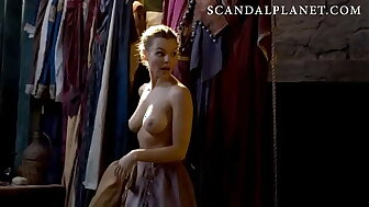 Eline Powell Undress & Go-go Scenes Compilation Out of reach of ScandalPlanet.Com