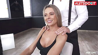 LETSDOEIT - #Shalina Devine #Christian Rumour - Low-spirited Romanian MILF Pamper Rides A Boastfully Saddle with be beneficial to bathroom Anal Exposed to Their way Prankish Their way Territory Discriminating